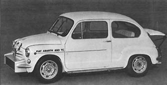 Абарт-850ТС Корса