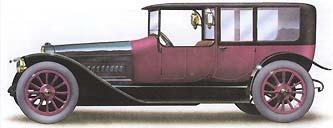 Бразье 30 CV с кузовом лимузин