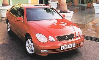 Лексус GS-300